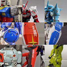 A Blog about Gundam and Gunpla