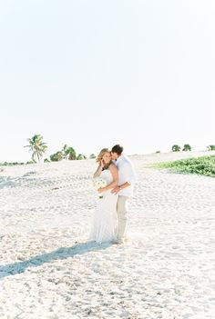 bride and groom from Cancun, Mexico destination wedding http://www.trendybride.net/cancun-mexico-wedding-royalton-riviera/