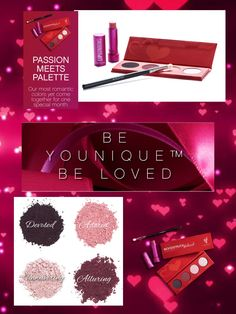 Happy Valentines to me!  This gorgeous special edition palette is available as our customer Kudos for February... Quad Palette Crease Brush Your choice of Lip Bonbon  #younique #eyeshadow #makeup #eyeshadowpalette