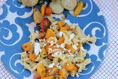 butternut squash pasta recipe | kojodesigns