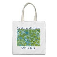 Spring Floral Customizable Tote Bag