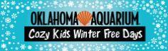 Free kids admission to Tulsa aquarium through March 2