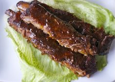 What do you have planned for dinner tonight? If you are still up in the air on what to cook, break out the crock pot, gather a few ingredients, run to your butcher to get some spare ribs and make this. And if you can't today, make this soon because these are finger licking good!...Read More »