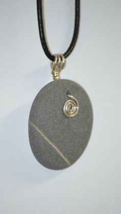 Rock Jewelry on Pinterest | Beach Stones, Rocks and Beach Rocks