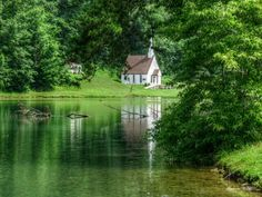 Chapel at Rippling Waters Campground, Jackson County, WV