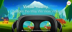 #VirtualReality has changed the way we watch #videos - check out #tech blog