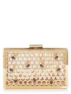 Bee Clutch Bag | Skinnydip London