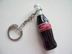 コカ・コーラのキーホルダー