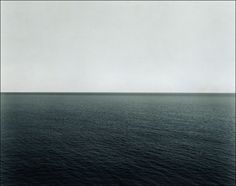 Hiroshi Sugimoto - From his Seascapes series