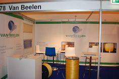 Van Beelen exhibiting at IceFish 2014.