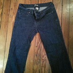 Lucky Brand bootcut jeans Bootcut jeans size 4/27, great condition. Medium to dark wash Lucky Brand Jeans Boot Cut