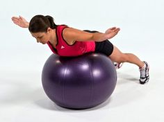 Stability Ball Training 101   Training   Core Knowledge   Core Performance