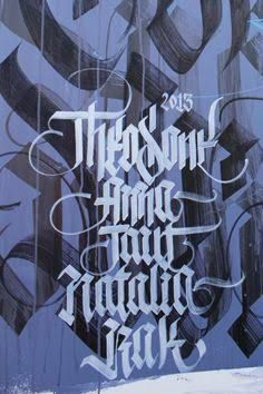 blackletter grafetti - Google Search