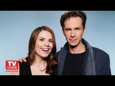 Marvel's Agent Carter! Hayley Atwell! - YouTube