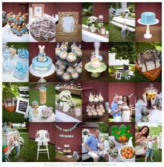 Peter Rabbit Themed Birthday Party. Perfect for a Baby Boy! http://www.photographybyalinawall.com/peter-rabbit-themed-first-birthday-leamington-ontario-canada-portrait-photographer/