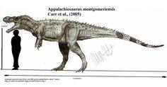 Appalachiosaurus montgomeriensis by ~Teratophoneus