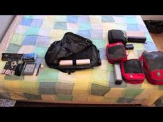 Minaal ProTravel Carry-on - YouTube