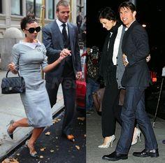 Quem aguenta David Beckham e Tom Cruise juntos, elegantes e lindos passeando por Nova York?! Depois de um tenebroso inverno, Tom aparece mais lindo e maduro do que nunca e de quebra passeando com seu best friend pelas ruas de Manhattan Connection. Uh lala! A duplinha se juntou à diva Victoria Beckham e foi assistir …