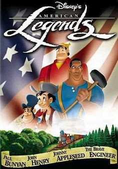 A full length program of four animated shorts that tell the stories of some of America's best loved folk heroes, DISNEY'S AMERICAN LEGENDS is a delightful collection that is sure to entertain both adu