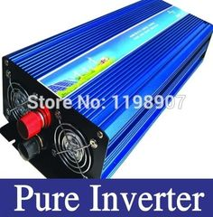 178.00$  Watch here - http://alio4z.worldwells.pw/go.php?t=2019503825 - CE&SGS&RoHS Approved Off grid inverter1000w,1000w solar power inverter 1000W Pure Sine Wave Inverter 178.00$