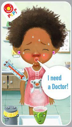 Tu hijo to miedo al medico o al dentista ?. Prueba con estas apps y seguro que los ira perdiendo