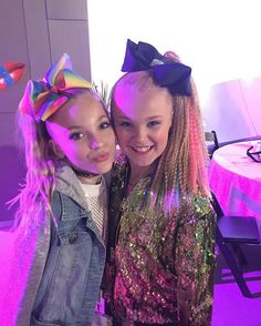 Make sure to check out @itsjojosiwa new video and single Boomerang! #1 also , Johor hair RN