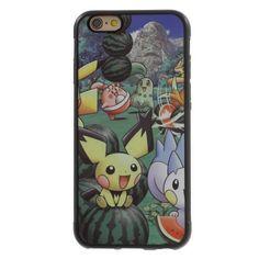Coque iPhone 6s Plus / 6 Plus Pokémon Go - imprimé Pokémon