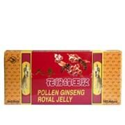 DR.CHEN POLLEN GINSENG ROYAL JELLY AMPULLA - 10 AMPULLA Ginseng Royal Jelly, Chen