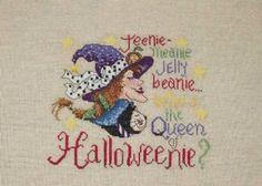 Queen of Halloweenie