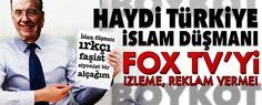 """Fransa'daki saldırıdan tüm müslümanları sorumlu tutan Murdoch'ın sözlerine tepki gösteren Mehmet Metiner, müslümanların Fox TV'ye karşı tavır koymaları gerektiğini belirtti. Metiner """"izlemeyin, rek..."""