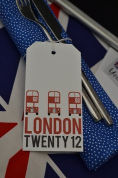 free printable London tags -- from Scrapbook Printables