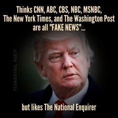 PP: Trump is especially enthralled with the Enquirer reports of Martians in high government positions