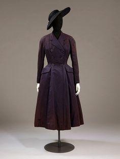 Christian Dior, 'New Look' coat, 1947