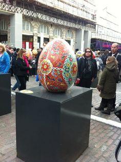 Covent Garden Egg , London