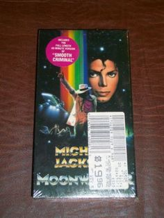 Mint Unopened Michael Jackson  Moonwalker by YoungsForeverVintage, $14.99