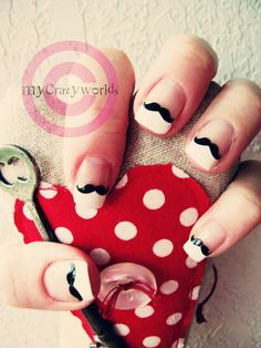 Someone please do this to my nails