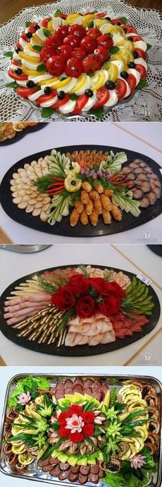 ru The post efachka.ru appeared first on Fingerfood Rezepte.ru The post efachka.ru appeared first on Fingerfood Rezepte. Meat Trays, Veggie Platters, Food Platters, Veggie Tray, Meat Platter, Appetizers For Party, Appetizer Recipes, Food Garnishes, Garnishing