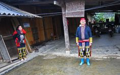 Traveling in northern Vietnam. Take a look on website www.north-vietnam.com... Practical information, trekking, homestay, photo galleries, videos.... #vietnam #travel #wander #mountains #backpacker #ethnic