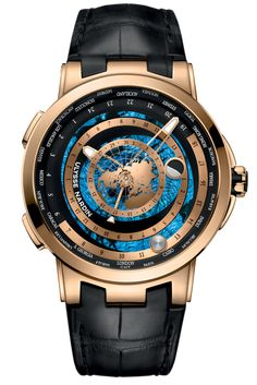Ulysse Nardin Anchor Tourbillon made its debut a couple of days ago, at the BaselWorld 2015 trade show. This special tourbillon, created by one of the most pres. Best Watches For Men, Luxury Watches For Men, Stylish Watches, Cool Watches, Ulysse Nardin, Mens Rose Gold Watch, Marine Chronometer, Mens Designer Watches, Army Watches