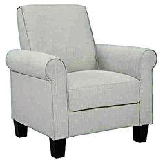 Rollx Arm Chair in Linen-Wayfair.com