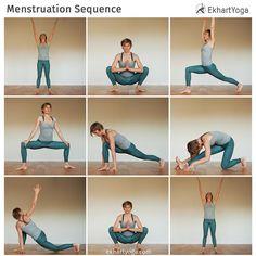 menstruation sequence