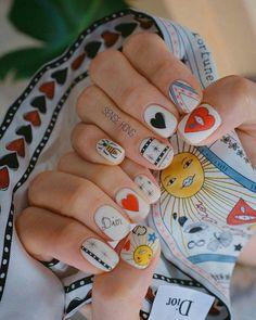 Discover the 10 most popular nail polish colors of all time! - My Nails Trendy Nail Art, Nail Art Diy, Diy Nails, Nail Art Designs, Nail Polish, Nail Nail, Super Nails, Nail Arts, Nails Inspiration