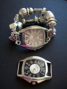 Crafter's Anonymous Club: Beaded Watch Band Tutorial