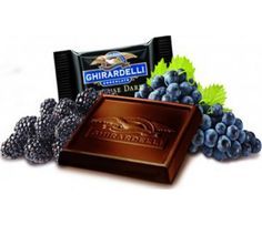 Cabernet Matinee- Case Pack #GhirardelliChocolate Chocolate Company, Ghirardelli Chocolate, Chocolate Squares, Gourmet Recipes, Blackberry, Clean Eating, Packing, Fruit, Wine