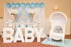 Happy JOY it's a BOY! | CatchMyParty.com