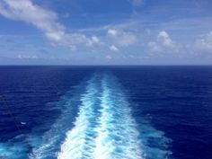 Caribbean bound.