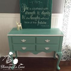 Painted Furniture Pieces   Shangri-La Lane