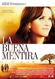 """La buena mentira full online """"the good lie"""" Drama Movies, Hd Movies, Film Movie, Movies To Watch, Movies And Tv Shows, Reese Witherspoon, The Good Lie, Trailer Peliculas, Film Books"""