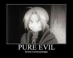 Anime/manga: Fullmetal Alchemist (Brotherhood) Character: Edward Elric