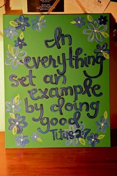 Inspirational Canvas Painting Ideas